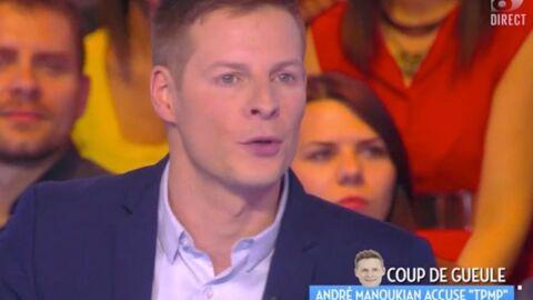 VIDEO André Manoukian accuse TPMP de l'échec de Nouvelle Star, Matthieu Delormeau pousse un coup de gueule