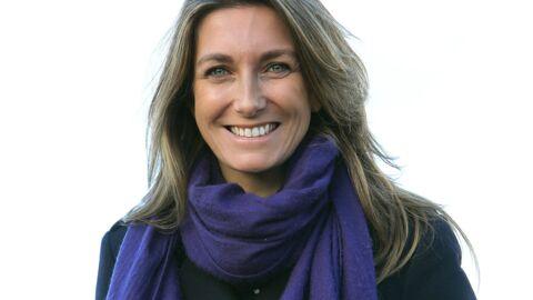 Anne-Claire Coudray a accouché de son premier enfant, une petite fille!