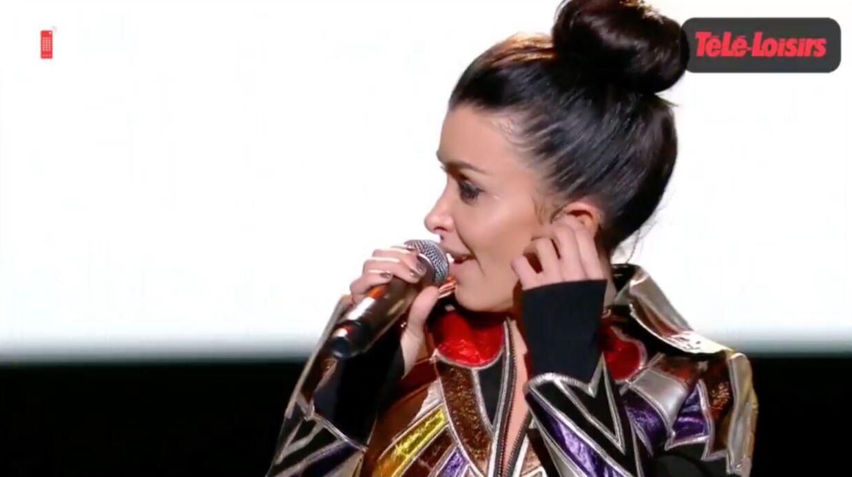 VIDEO Après M Pokora, Jenifer aussi en galère sur la scène des NRJ Music Awards