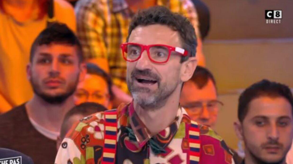 François Rocquelin (Aristide de Premiers Baisers) réapparaît dans TPMP: il se confie sur cette surprise