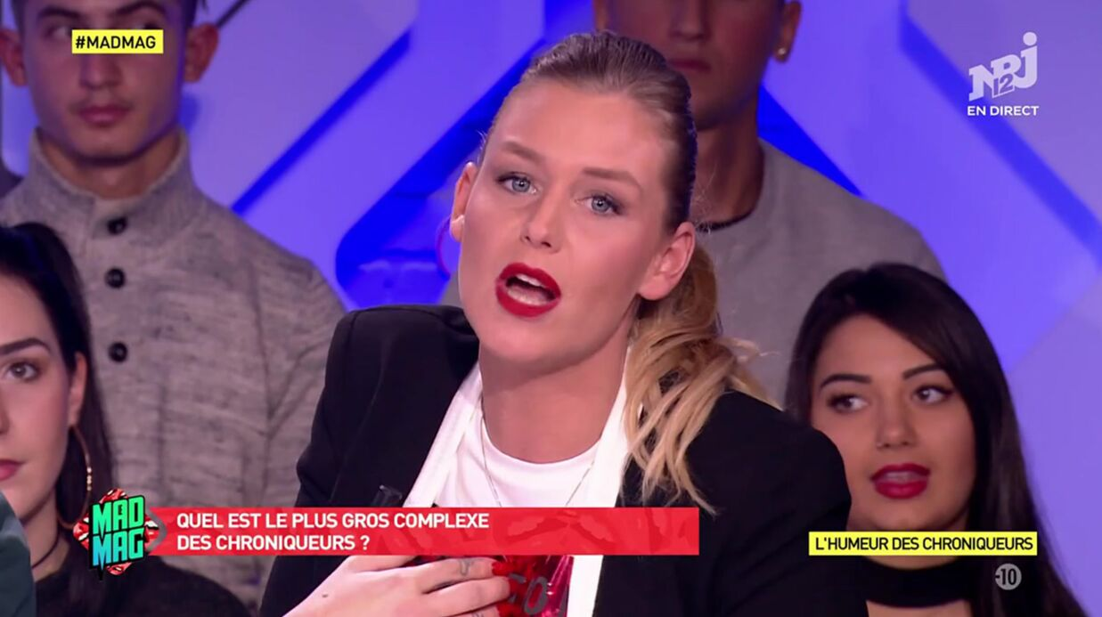 Aurélie Van Daelen (Mad Mag) blessée par les attaques sur son physique