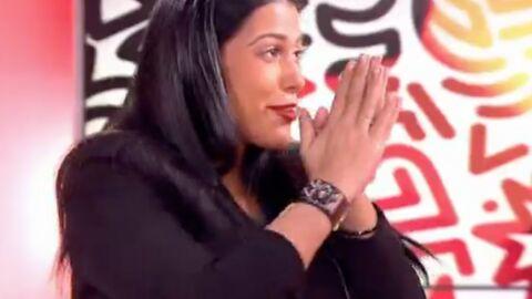 VIDEO Très émue, Ayem délivre un message pour ses débuts à la tête du Mad Mag