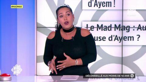 Ayem Nour: accusée d'avoir fait virer Martial du Mad Mag, elle réplique