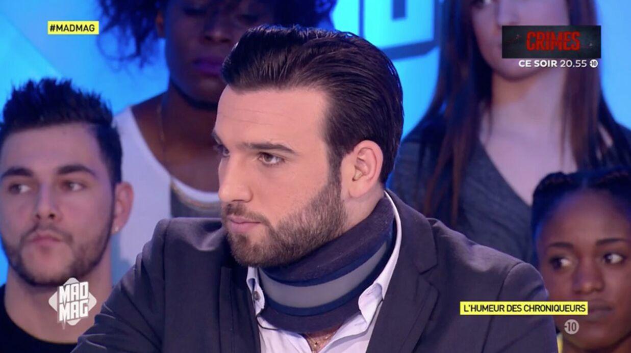 VIDEO Aymeric Bonnery revient sur les circonstances de son accident de voiture