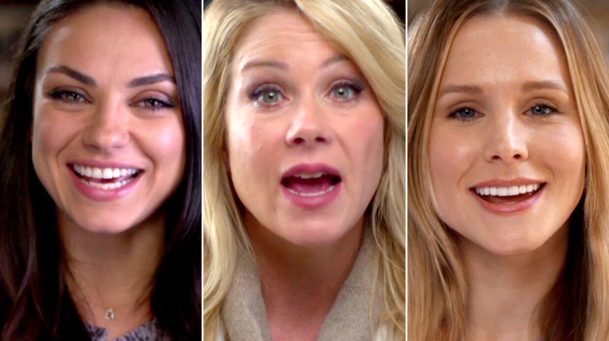 VIDEO Les actrices de Bad Moms vous souhaitent une Joyeuse Fête des mères