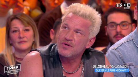 VIDEO Benjamin Castaldi détruit Stéphane Guillon en direct: «Va t'acheter une paire de roubignoles»