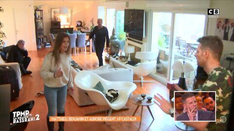 VIDEO Benjamin Castaldi fait croire à son père qu'il est en couple avec Matthieu Delormeau