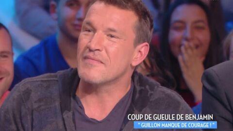 VIDEO Benjamin Castaldi pousse un coup de gueule contre Stéphane Guillon