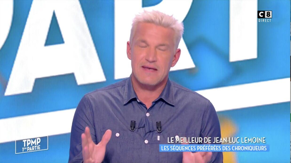 VIDEO Benjamin Castaldi présente ses excuses à Agathe Auproux après ses propos déplacés