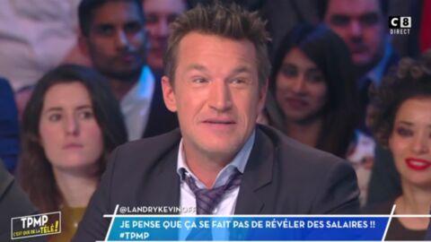 Benjamin Castaldi révèle l'énorme salaire que touchaient les animateurs de TF1 par émission