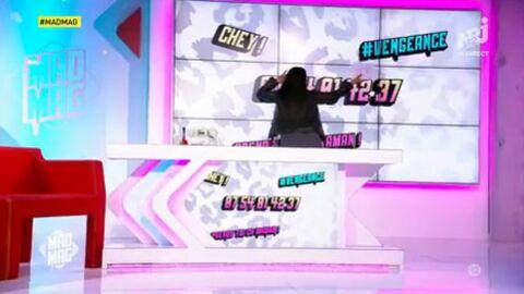VIDEO Benoît Dubois balance à son tour le numéro d'Ayem dans le Mad Mag