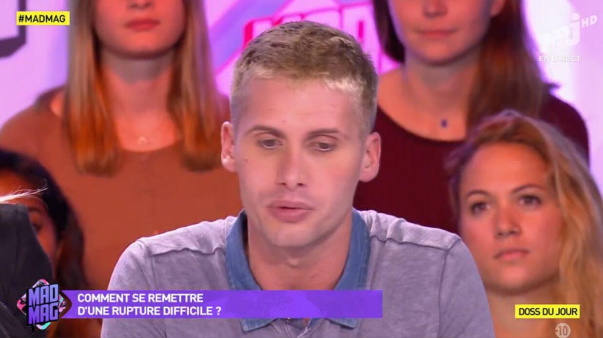 VIDEO Benoît Dubois: sa rupture douloureuse qui l'a conduit à prendre des antidépresseurs