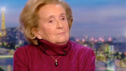 VIDEO Bernadette Chirac explique la longue hospitalisation de son mari (et le tacle)