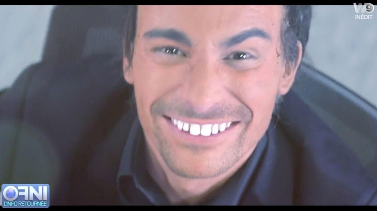 VIDEO Bertrand Chameroy parodie le retour de Jean-Marc Morandini sur i-Télé