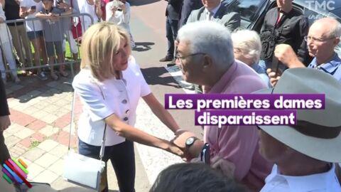VIDEO Brigitte Macron: un homme la met en garde sur la «malédiction de l'Elysée»