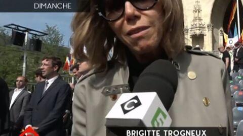 VIDEO Emmanuel Macron: si son épouse s'est épanchée sur leur couple c'était pour faire taire «les rumeurs»