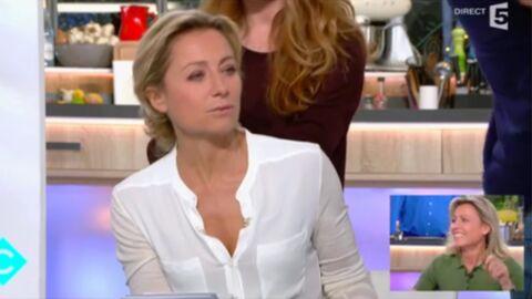 VIDEO Anne-Sophie Lapix et ses chroniqueurs en mode «Connasse» pour Camille Cottin