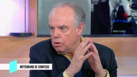VIDEO Frédéric Mitterrand dénonce les «plaisanteries homophobes» de Cyril Hanouna