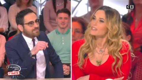 Camille Combal taquine Capucine Anav sur sa rupture avec Louis Sarkozy