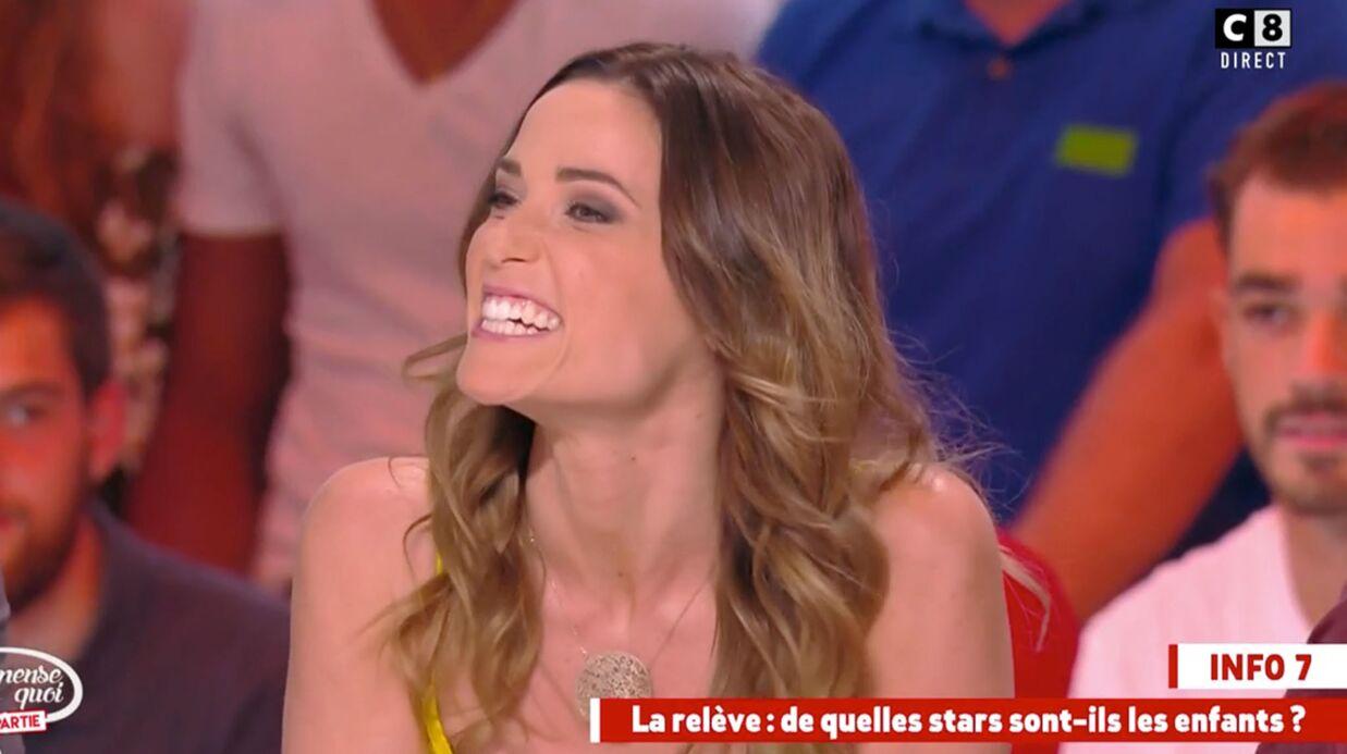 VIDEO Capucine Anav confirme être en couple avec Alain-Fabien Delon