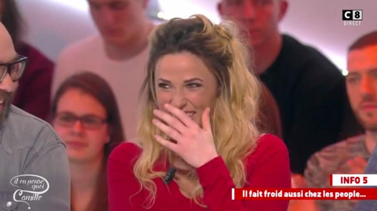 VIDEO Capucine Anav affirme que Caroline Receveur s'est fait refaire les seins