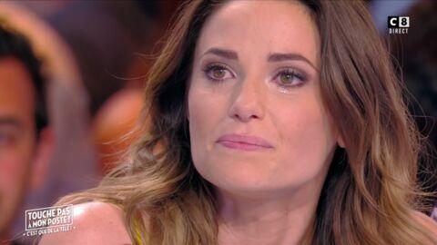 VIDEO Capucine Anav en larmes en évoquant son départ de Touche pas à mon poste