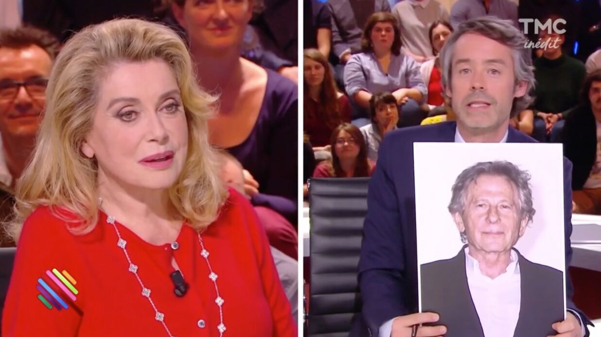 VIDEO Cathe­rine Deneuve : sa défense de Roman Polanski choque