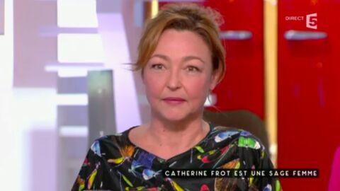 VIDEO Catherine Frot a pratiqué de vrais accouchements pour son film