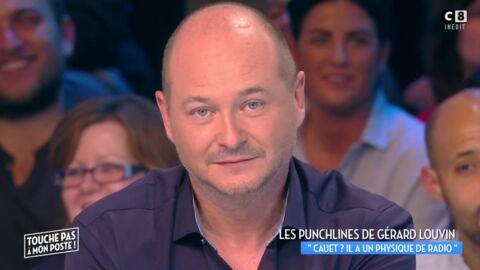 Cauet: attaqué sur son physique par Gérard Louvin, il réplique