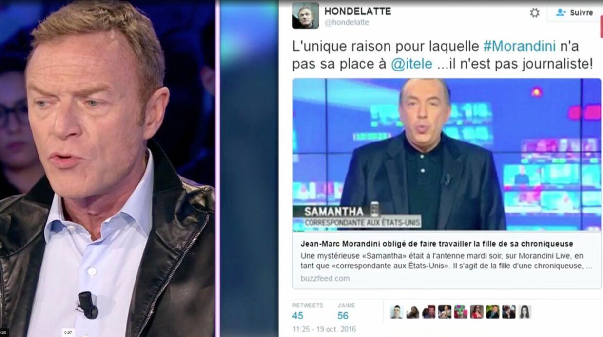 VIDEO Christophe Hondelatte: «Jean-Marc Morandini était un gros dégueulasse»