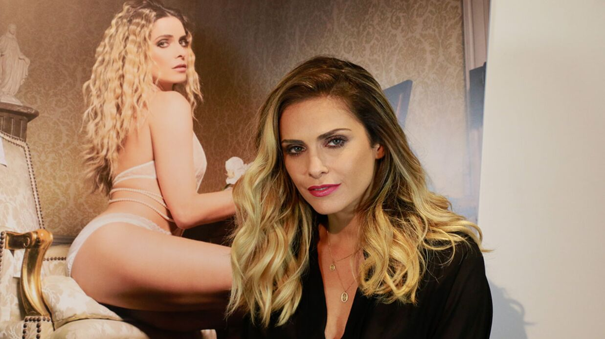 Clara Morgane répond aux critiques après avoir posé avec sa sœur pour son calendrier sexy