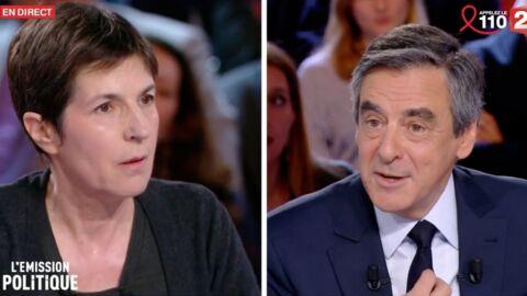 VIDEO Echange (très) tendu entre Christine Angot et François Fillon: «Vous nous faites un chantage au suicide?»