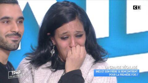 VIDEO Cyril Hanouna aide une téléspectatrice à retrouver son frère qu'elle n'a jamais connu