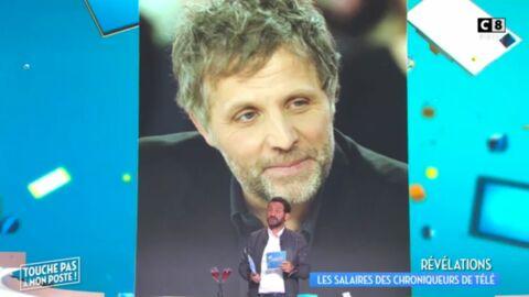 Stéphane Guillon: son incroyable salaire pour Salut les Terriens