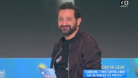 Cyril Hanouna balance une photo de Jean-Michel Maire entièrement nu