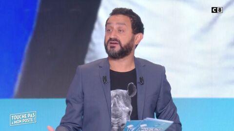 VIDEO Cyril Hanouna successeur d'Amir à l'Eurovision?