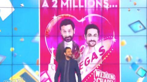 VIDEO Cyril Hanouna lance un pari fou si TPMP franchit les 2 millions de téléspectateurs