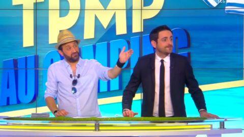 Cyril Hanouna prépare un film avec Jean-Luc Lemoine et Camille Combal