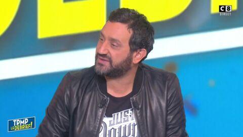 Cyril Hanouna raconte son coup de fil musclé à Stéphane Guillon après leur clash