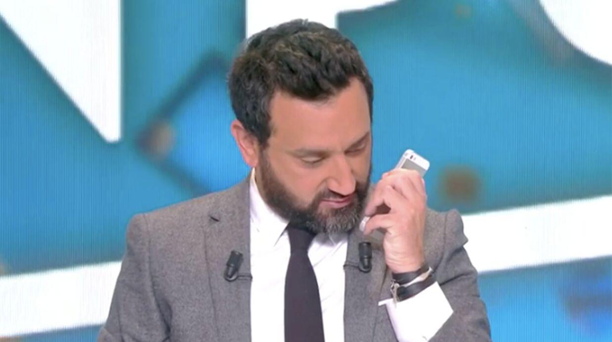 VIDEO Cyril Hanouna: son père l'appelle en direct pendant TPMP… et il répond!