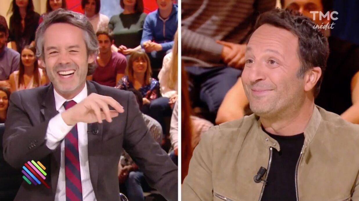 VIDEO Cyril Hanouna taclé par Yann Barthès et Arthur dans Quotidien