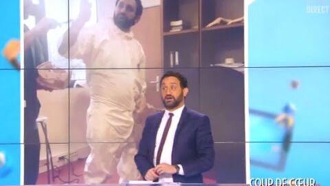VIDEO Cyril Hanouna va entrer au musée Grévin