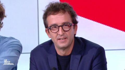 VIDEO Cyrille Eldin: ses allusions (pas drôles) à son altercation avec une journaliste de Quotidien