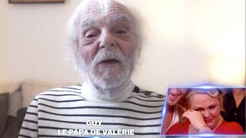 VIDEO Danse avec les stars: Valérie Damidot en larmes face au joli message de son père Guy