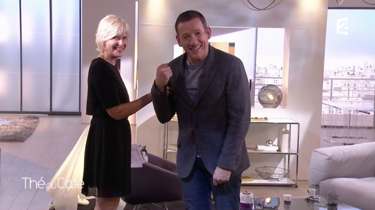 VIDEO Dany Boon impressionne Catherine Ceylac avec des pompes claquées