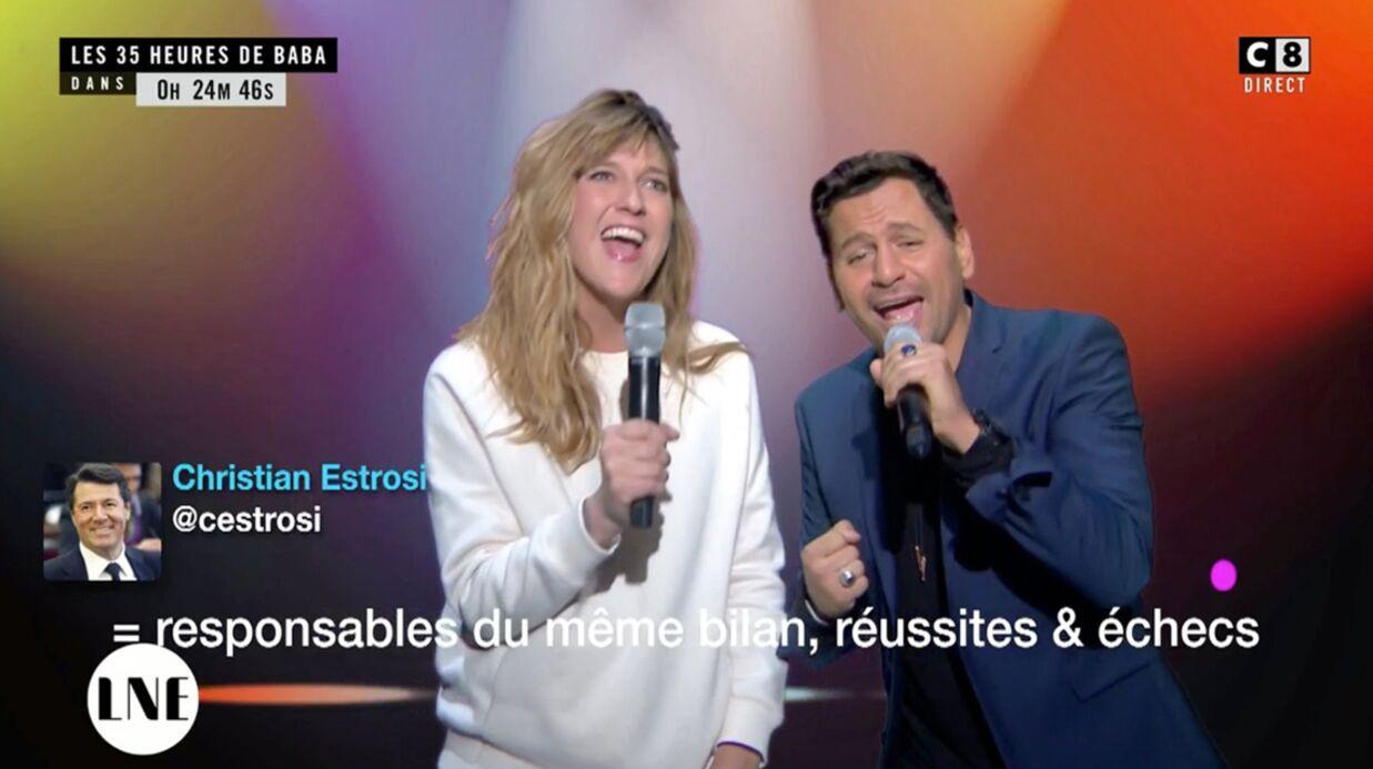 VIDEO Daphné Bürki chante en duo avec Lionel Tim, ex-membre des Linkup