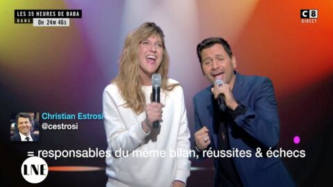 VIDEO Daphné Bürki chante en duo avec Lionel Tim, ex-membre des Linkup