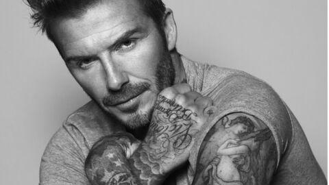 David Beckham devient le nouveau visage de Biotherm Homme