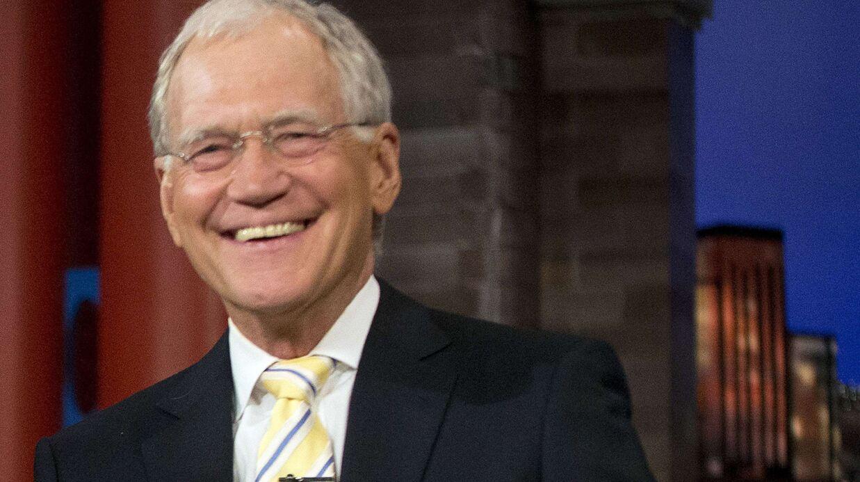 David Letterman ne s'est pas rasé depuis son départ en retraite: il est méconnaissable!