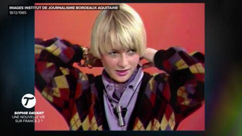 VIDEO Découvrez Sophie Davant et Thierry Moreau à l'école de journalisme, dans les années 80